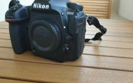 Nikon D500 камера в идеальном состоянии для продажи